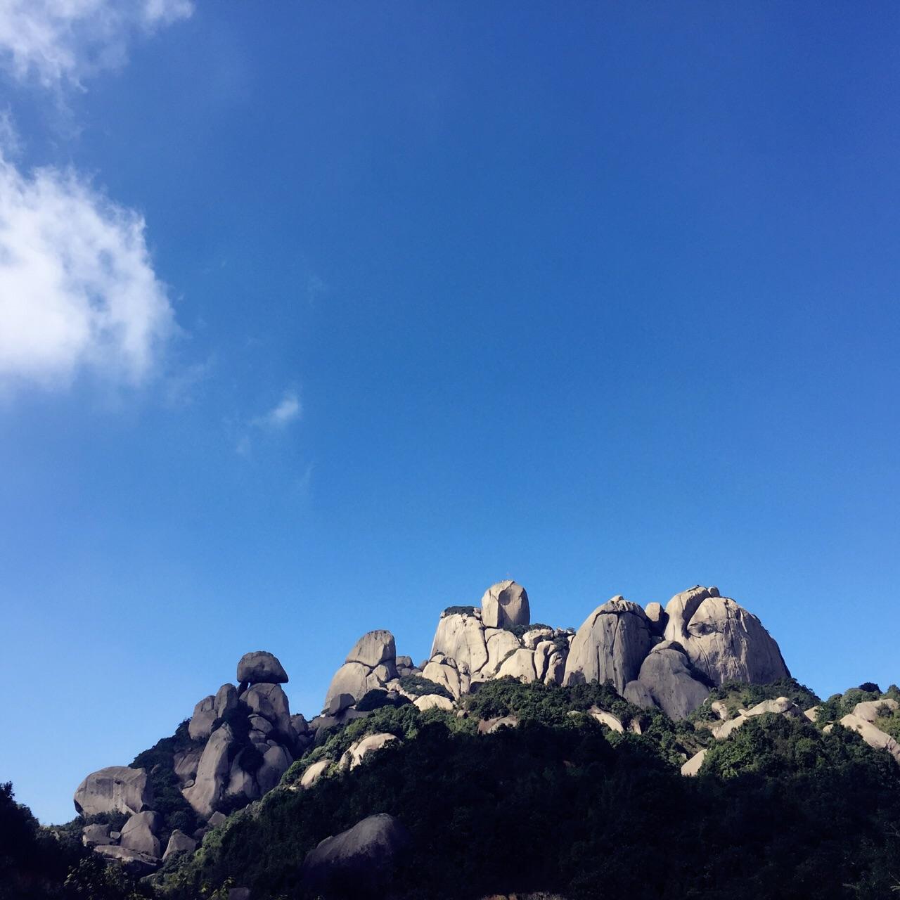 福建烏山風景區一日游