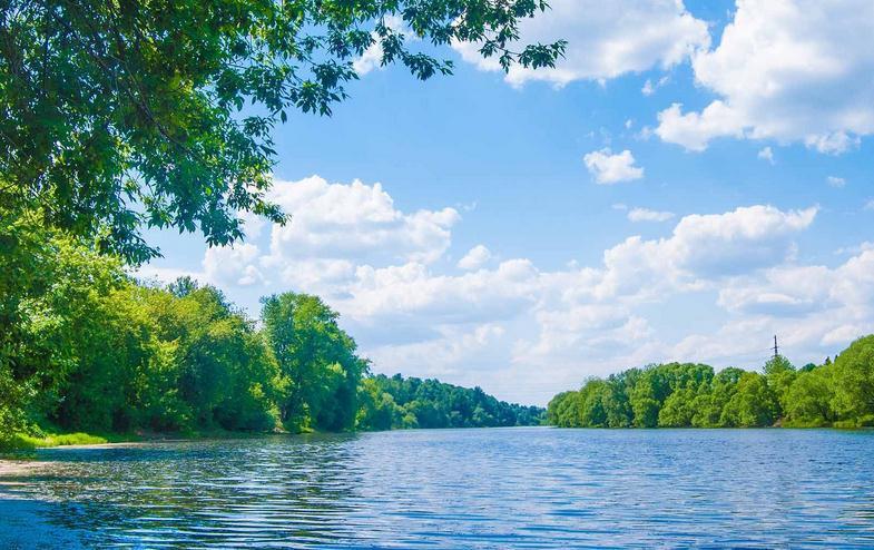 醉卧水云间 唯美意境自然山水