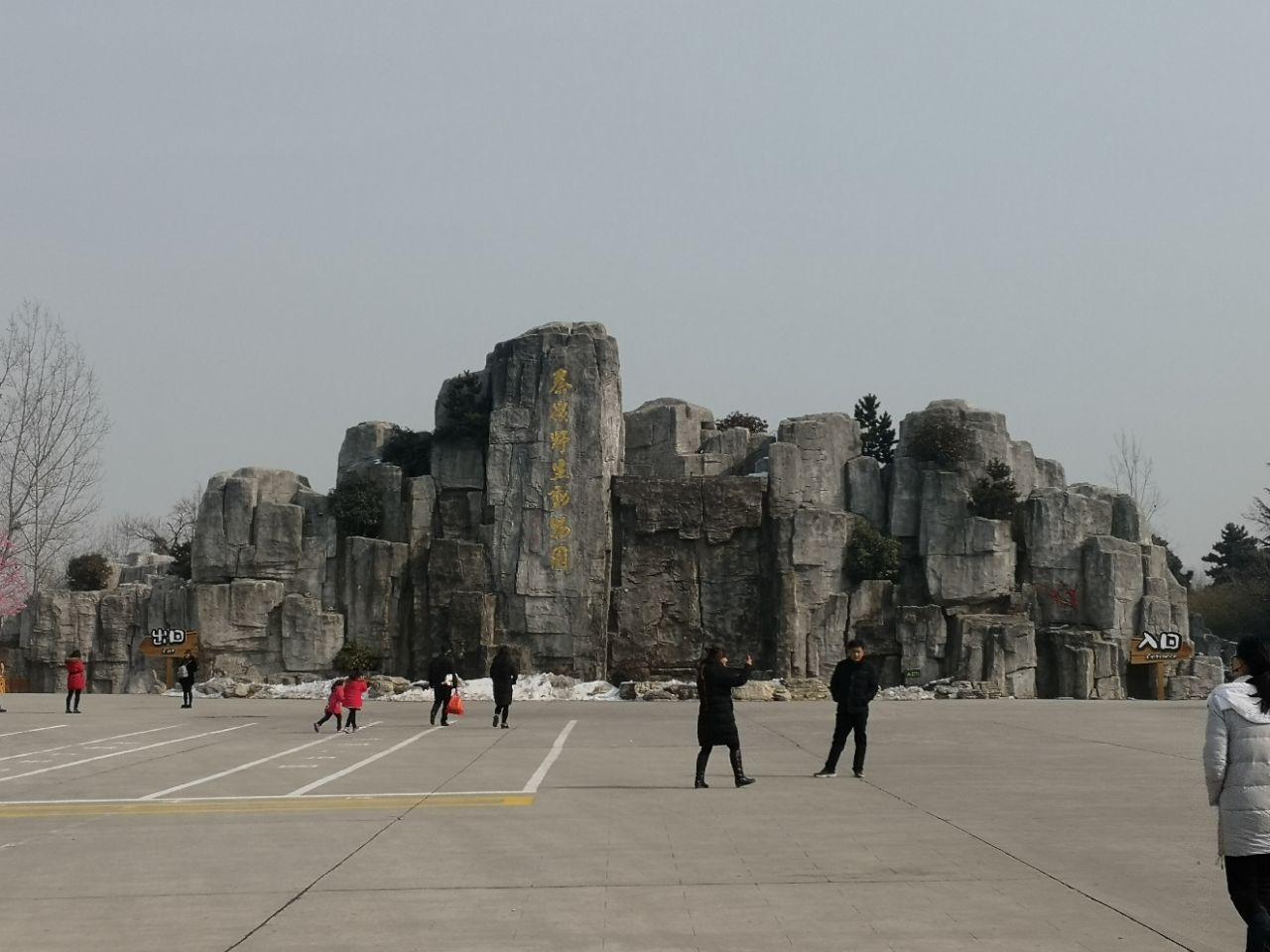秦岭野生动物园旅游景点攻城堡升级怎么宠物争霸略图攻略图片