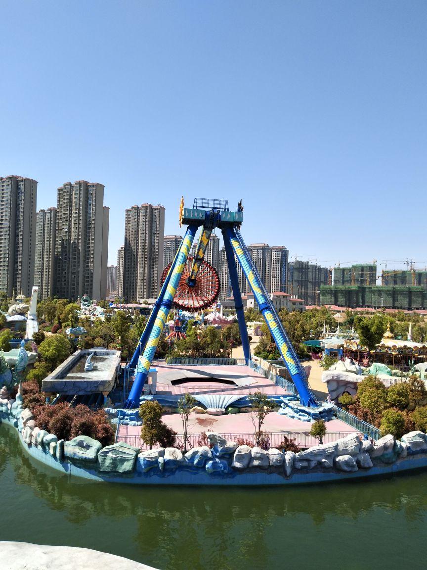 杭州湾海皮岛湖念攻略摄影图片