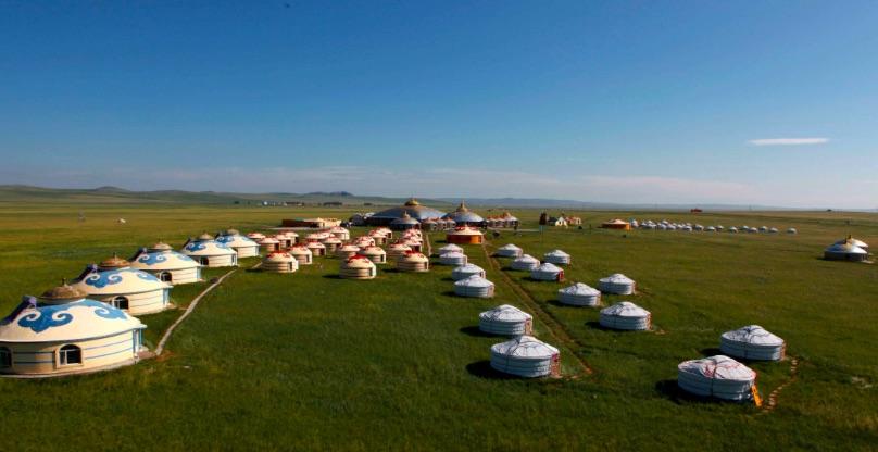 蒙古汗城旅游景點攻略圖