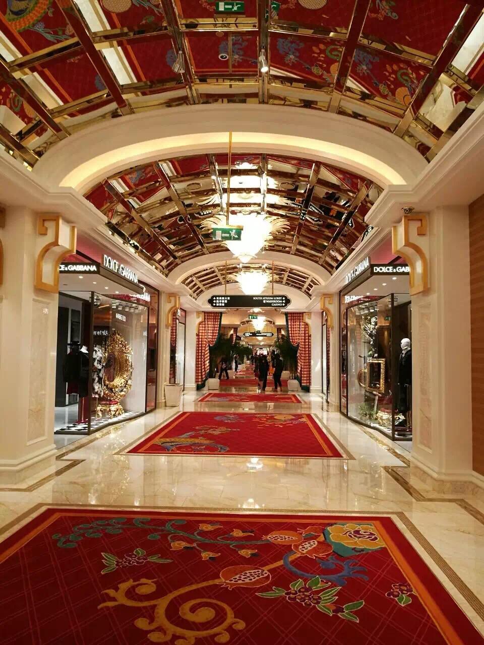 澳门永利皇宫酒店(wynn palace)