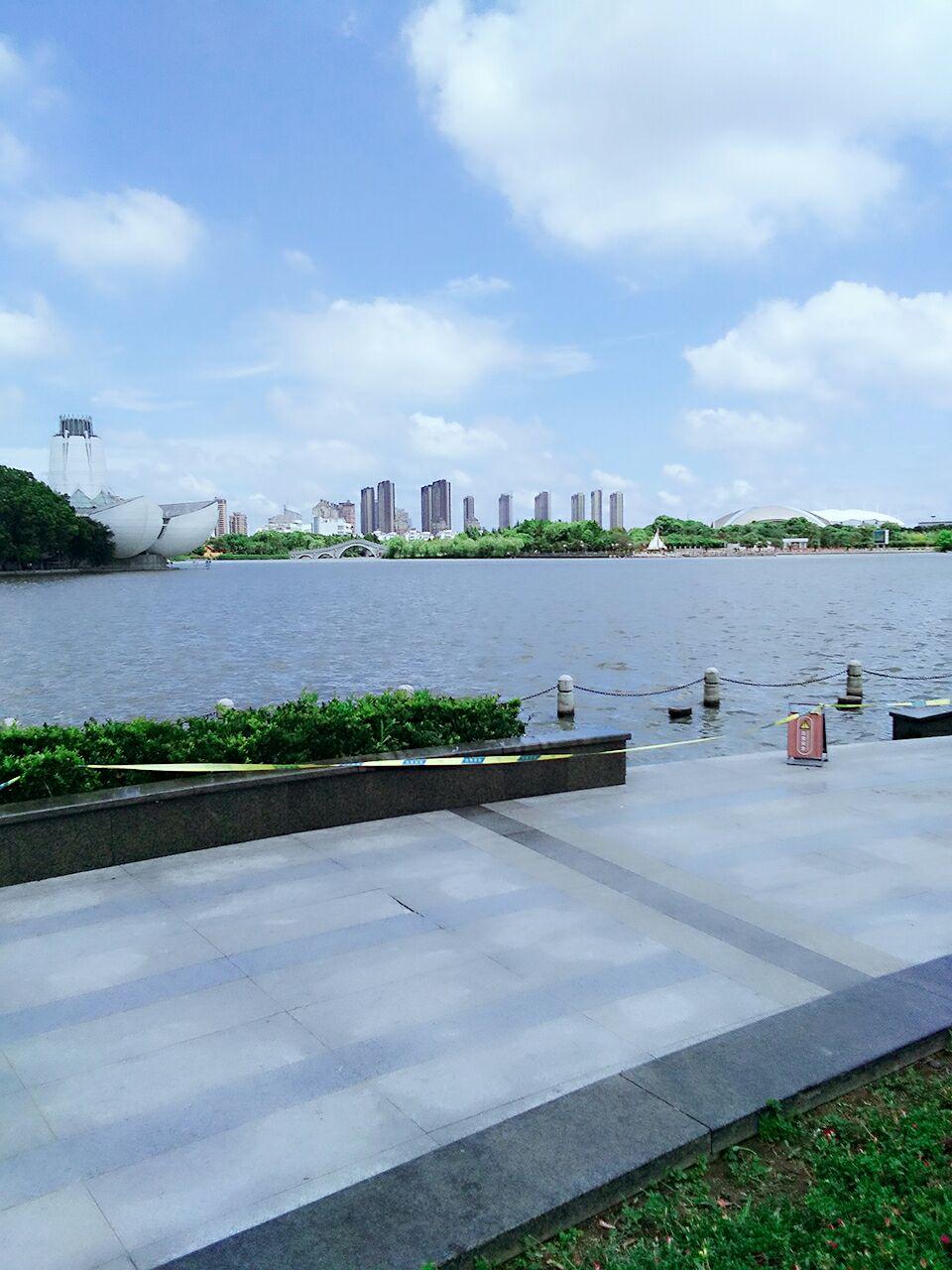 【攜程攻略】浙江嘉興平湖東湖景區好玩嗎,浙江東湖樣