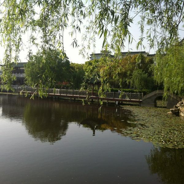 海门东洲公园好玩吗,海门东洲公园景点怎么样_点评