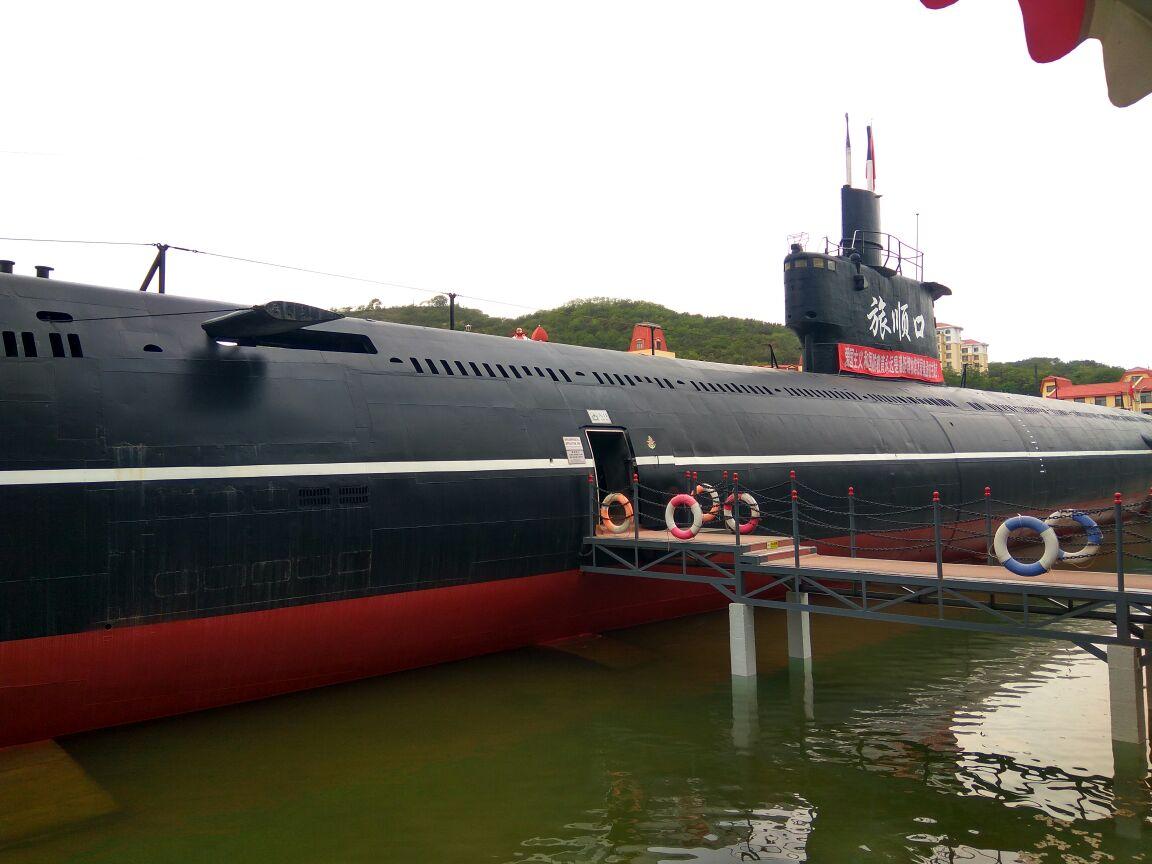 首艘装备锂电潜艇_旅顺潜艇博物馆