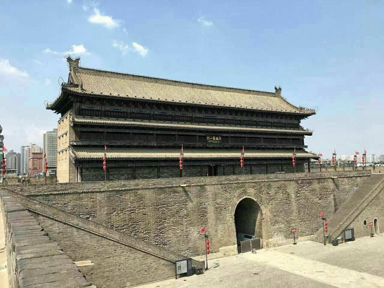 西安城墙旅游景点攻略图舞攻略手游寒星图片