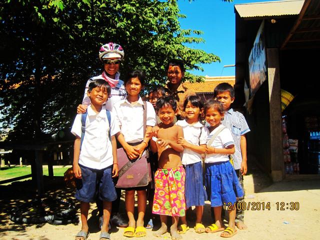 东南亚四国(泰国,柬老挝,越南,浦寨)骑行游记罩杯大e美女图片