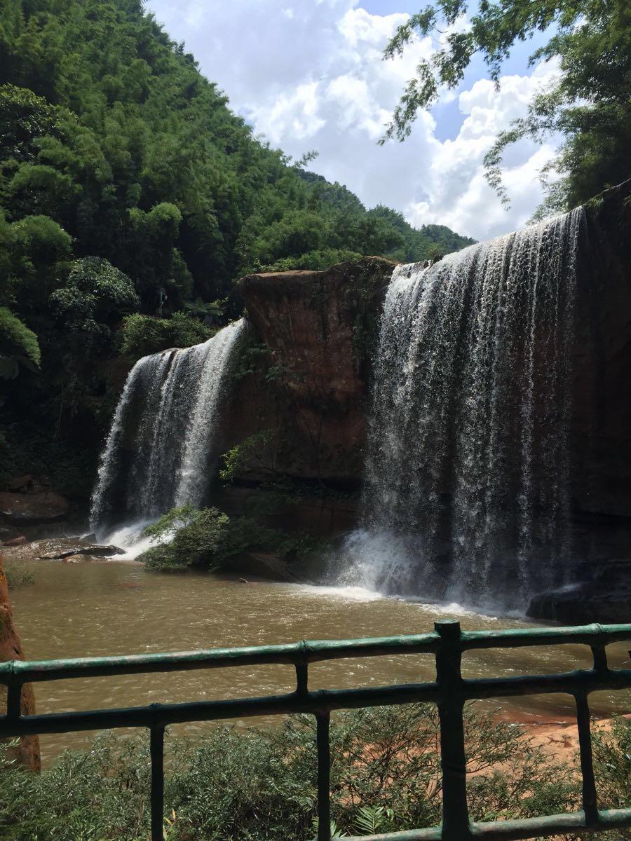 【携程攻略】贵州遵义赤水四洞沟景区好玩吗,贵州景区