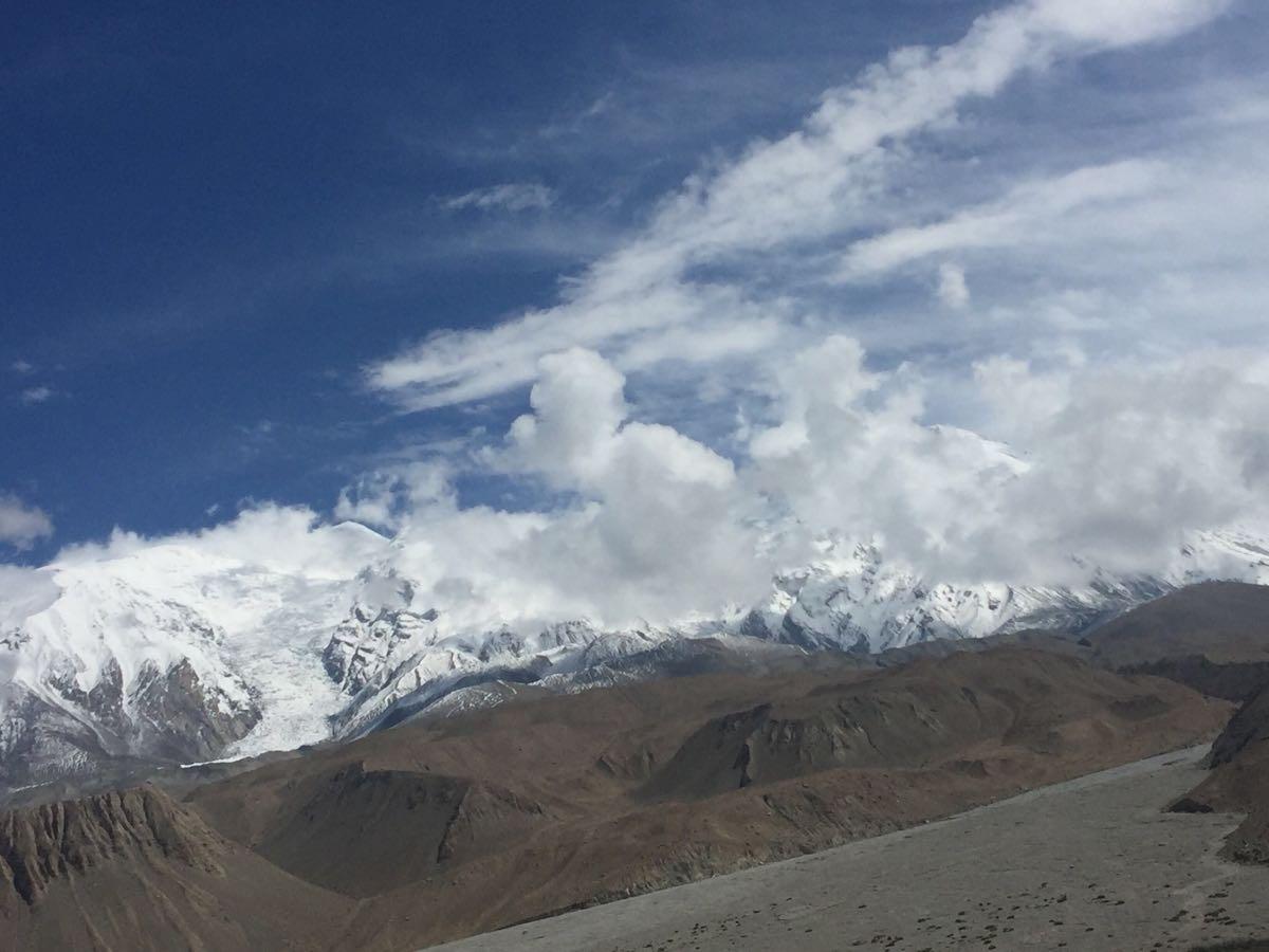【携程攻略】新疆克孜勒苏柯尔克孜慕士塔格峰好玩吗