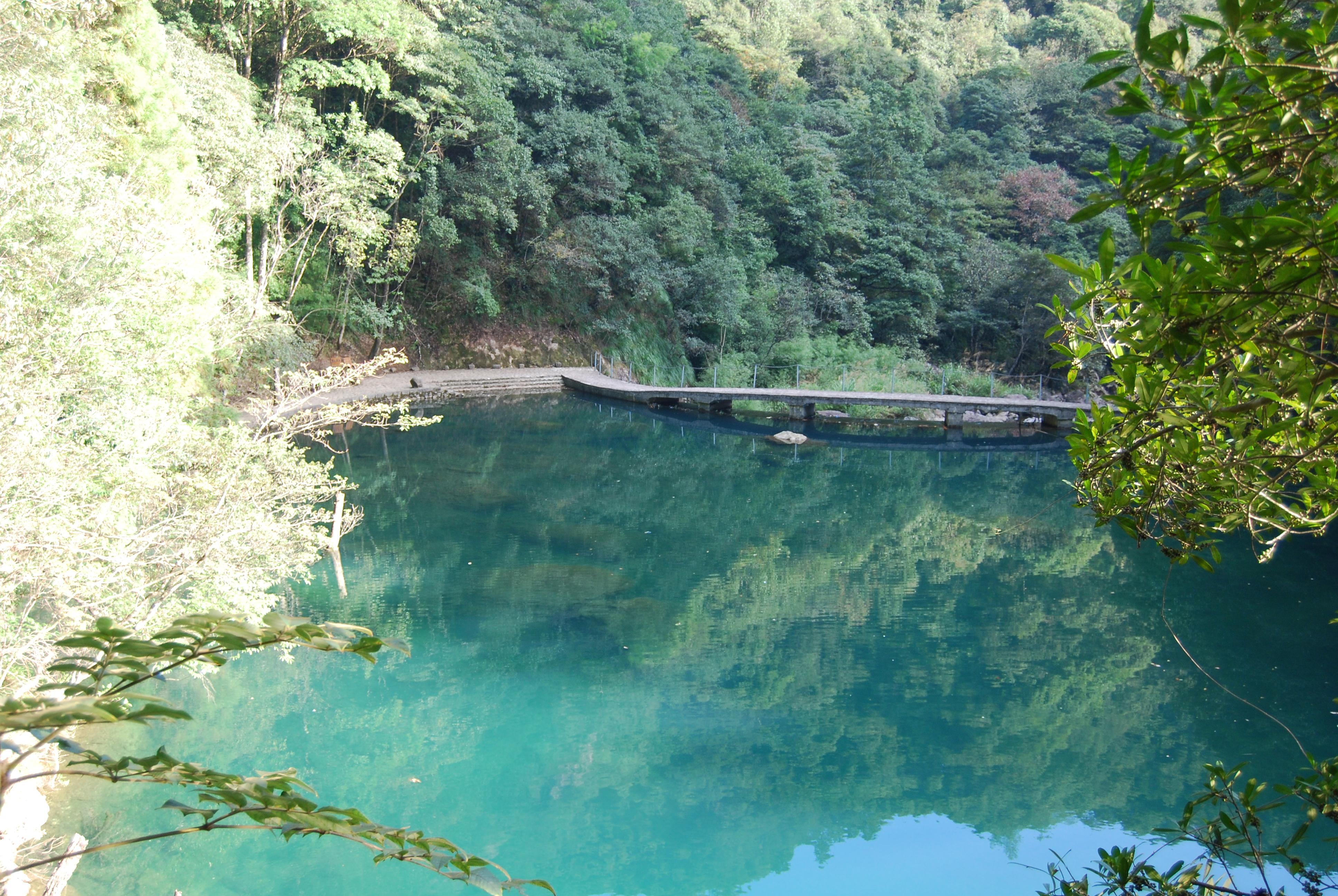 【携程攻略】文成铜铃山森林公园好玩吗,文成铜铃山样图片