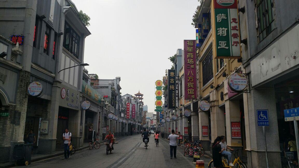 广州上下九步行街好玩吗,广州上下九步行街景点怎么样