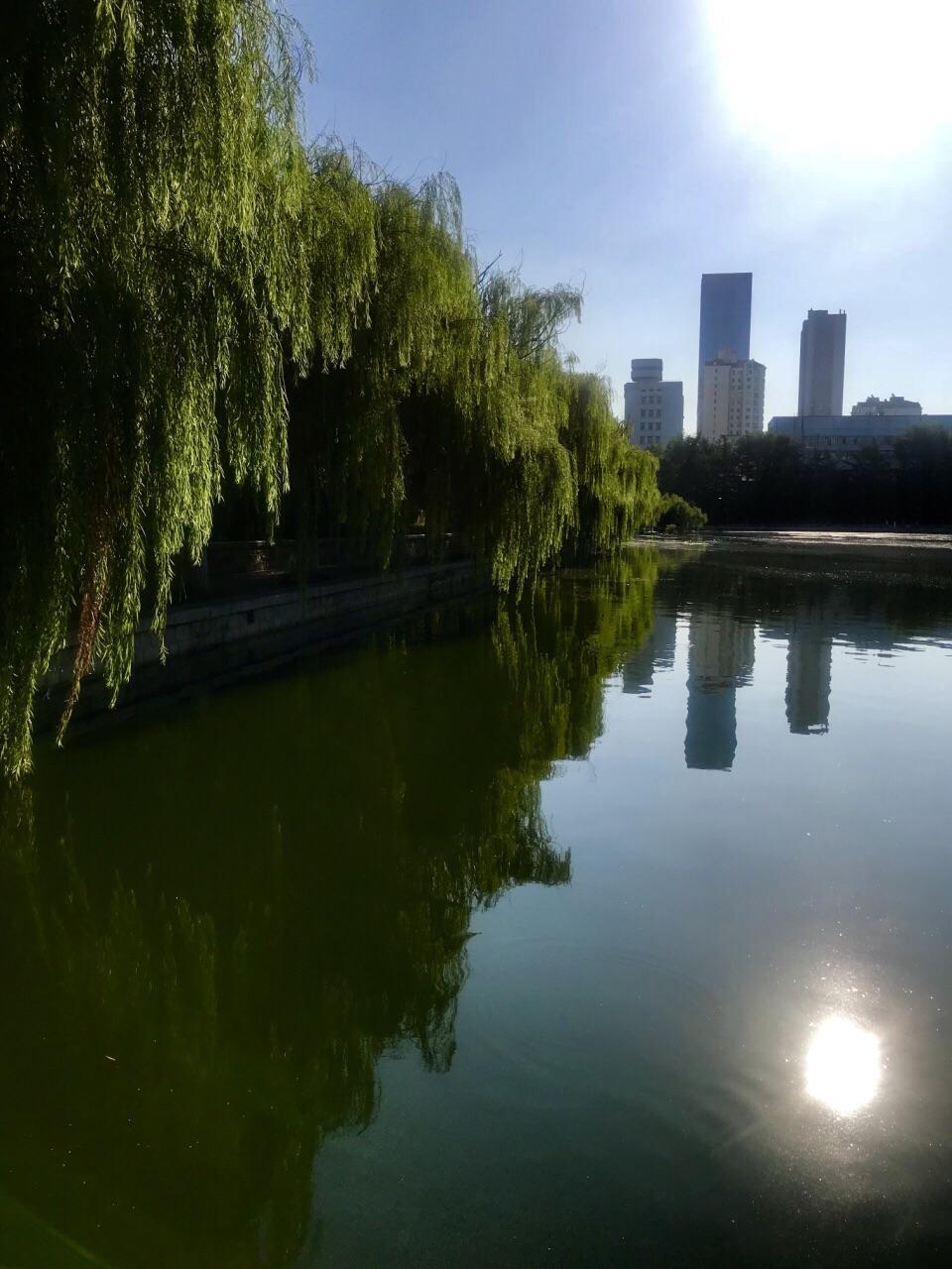 南山公园是一个免费的景点,有ag游戏直营网|平台园,梅林,樱花林,玫瑰园,山顶的栖云