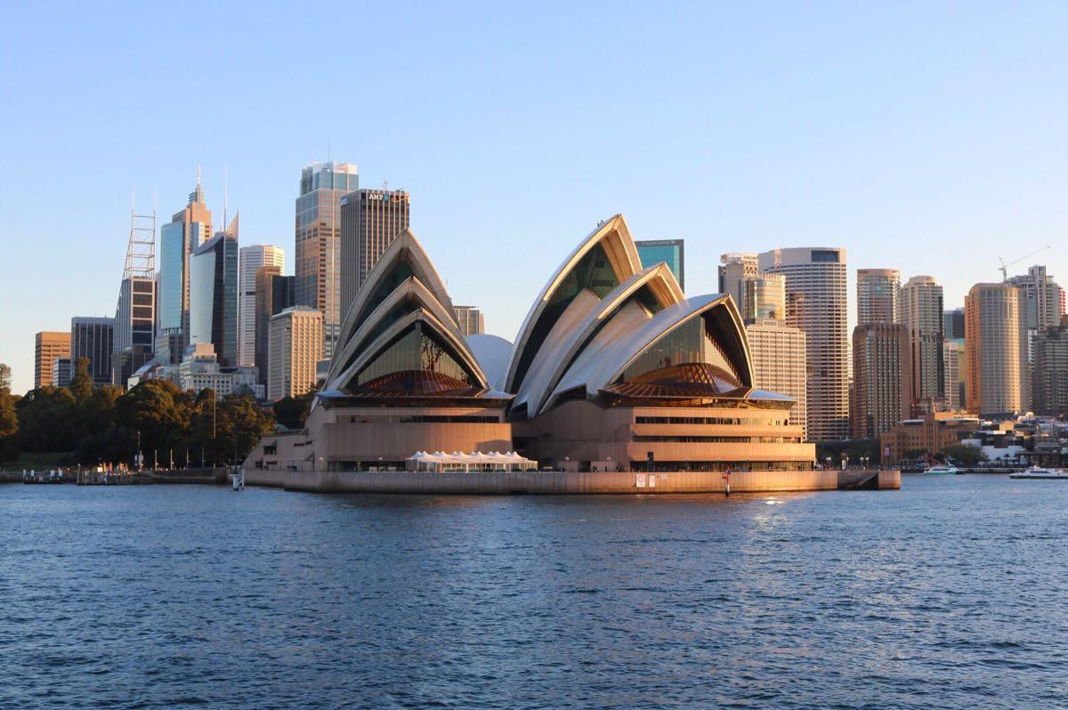 悉尼歌剧院的设计者
