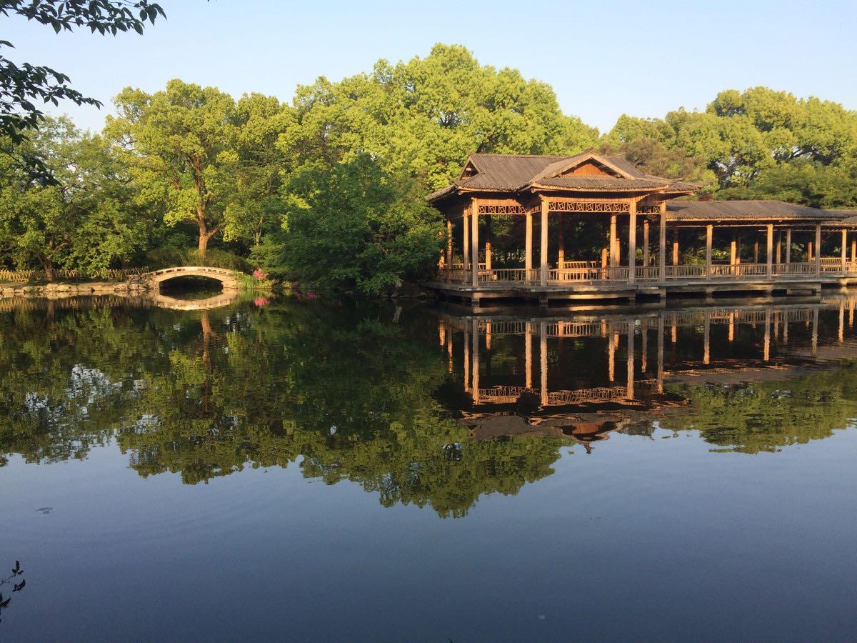 幼儿园西湖积木建构