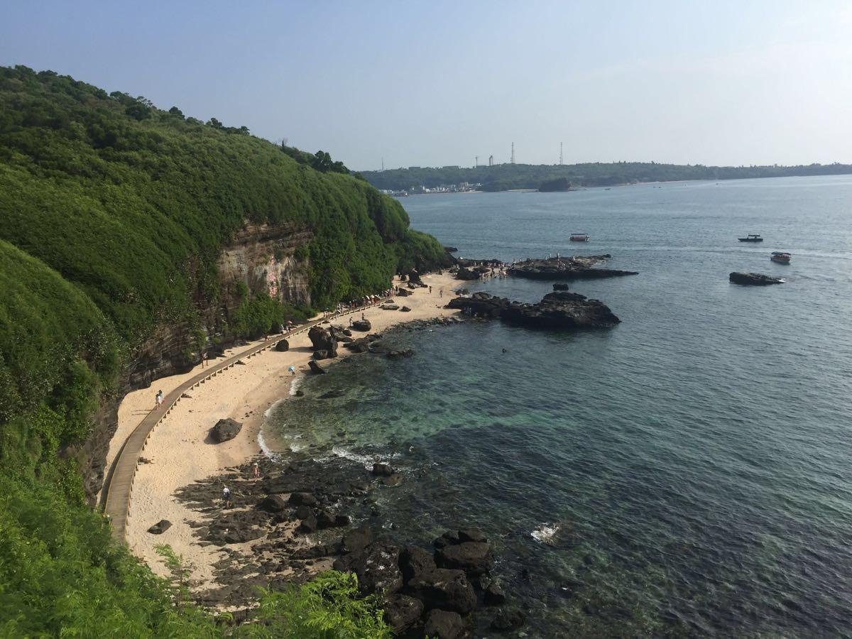【携程攻略】广西鳄鱼山景区景点,涠洲岛梦幻之旅行程