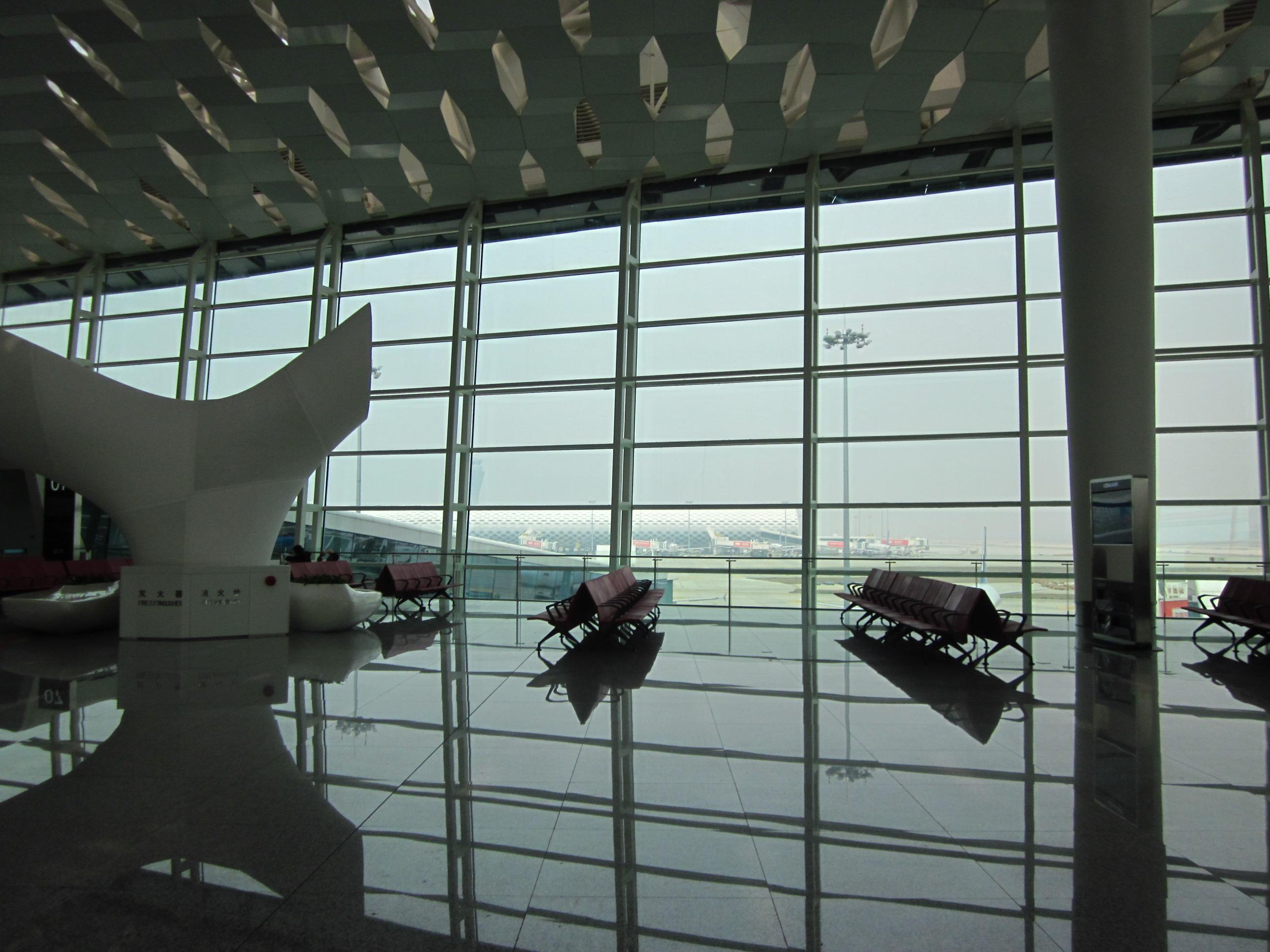 【携程攻略】深圳宝安国际机场怎么样/怎么去,深圳