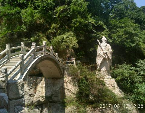 2019红河谷森林公园门票,眉县红河谷森林公园攻略恐怖校园图片