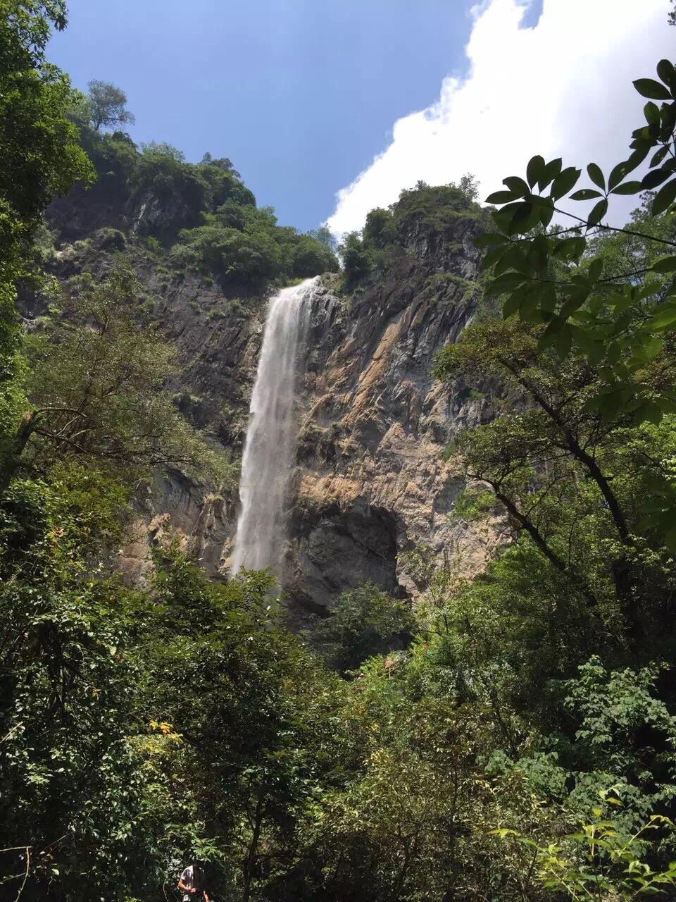 鴛鴦溪旅游景點攻略圖