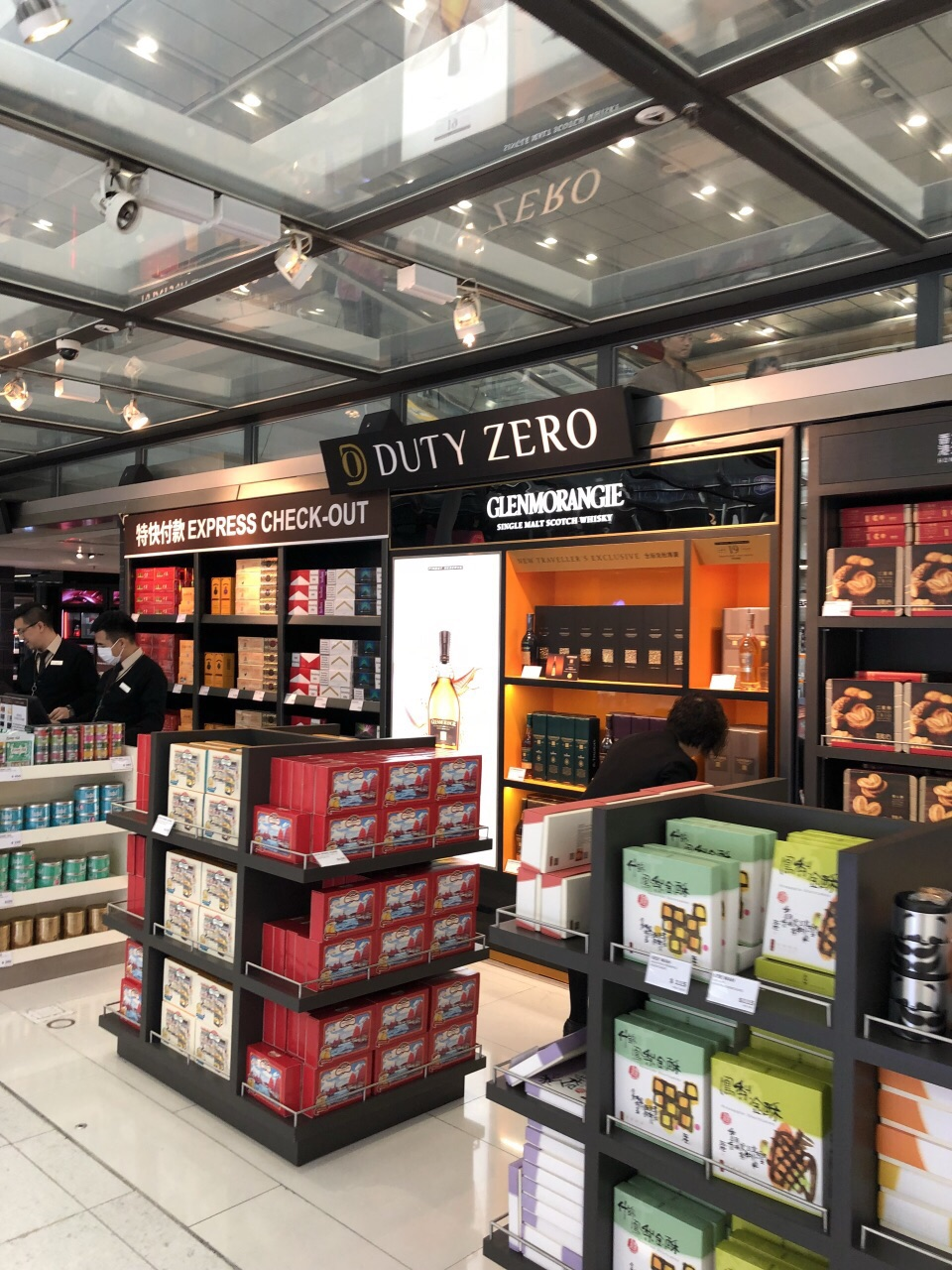 香港dfs欧米茄折扣_dfs免税店(香港机场店)