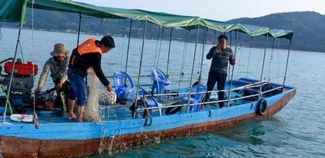 南澳岛旅游游艇之休闲渔船攻略出海一日游攻略芜湖游图片