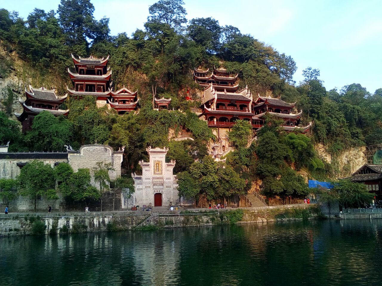镇远舞阳河风景名胜区好玩吗,镇远舞阳河风景名胜区样