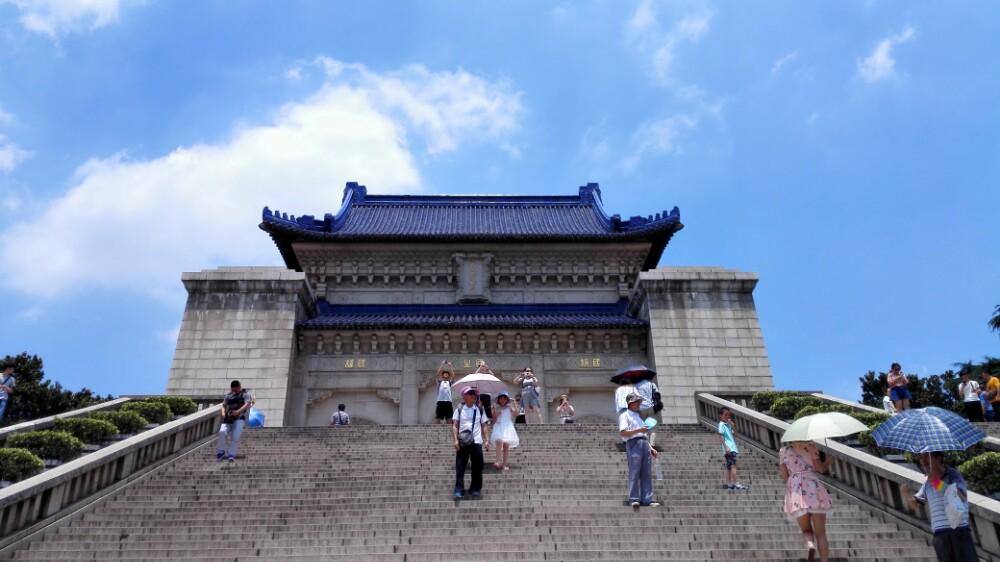 【携程攻略】江苏南京中山陵好玩吗