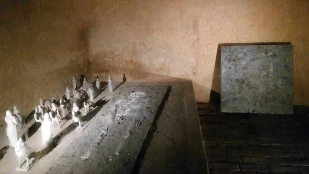 陕西省博物馆图片