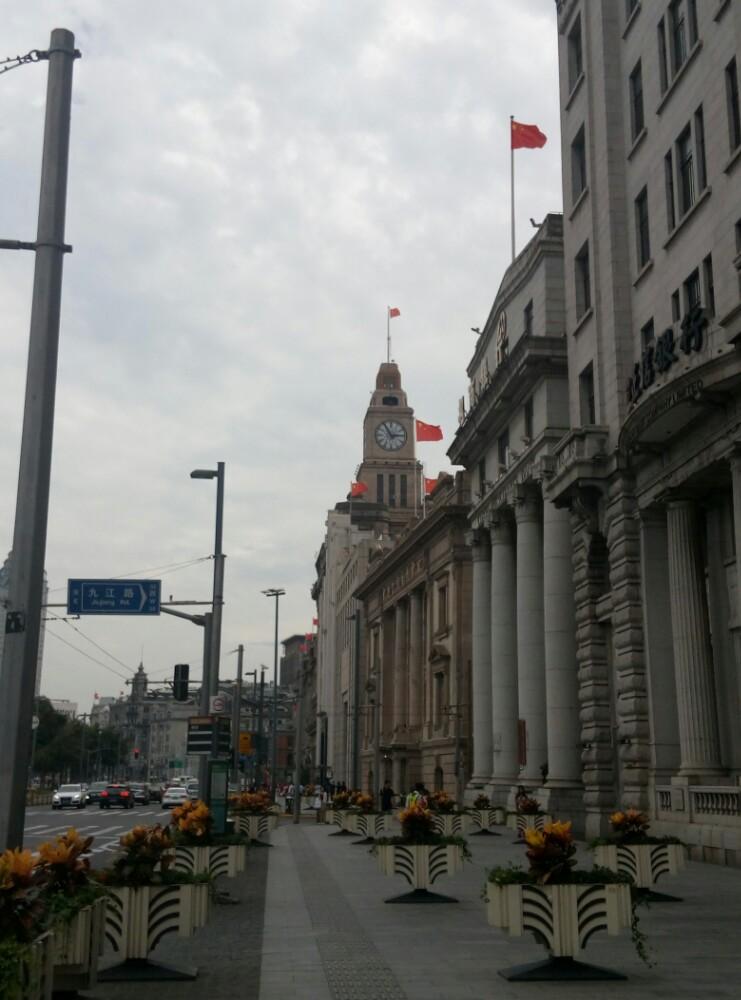 【携程攻略】上海外滩万国建筑博览群景点,就在黄浦江