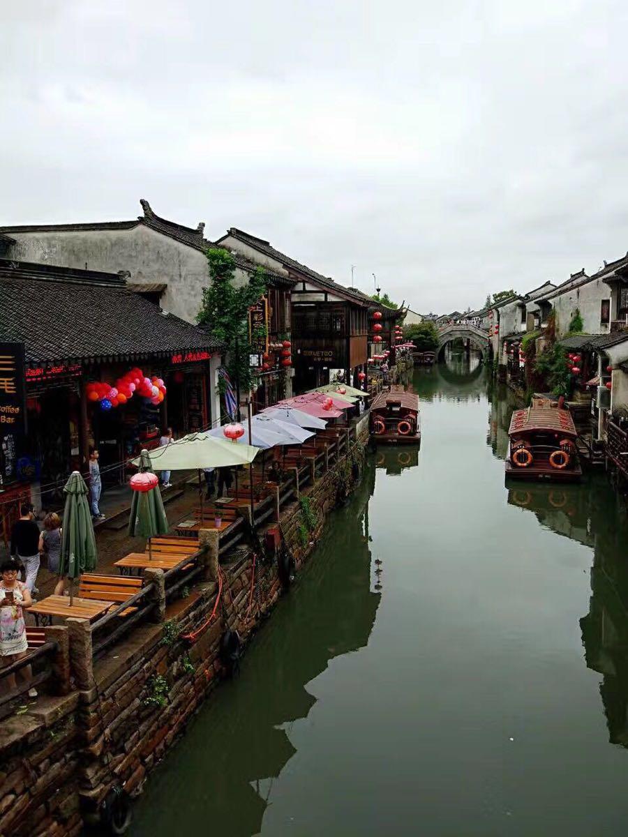 【携程攻略】江苏苏州木渎山塘街好玩吗