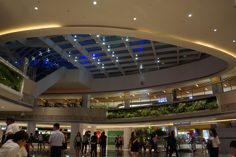 汇华国际娱乐平�_花城广场集休闲,餐饮,文化娱乐一体,有地下商业广场——花城汇,非常