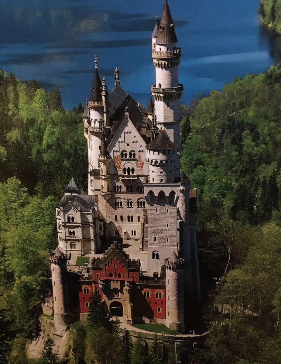 【携程攻略】福森新天鹅堡景点,德国不可不去的景点.