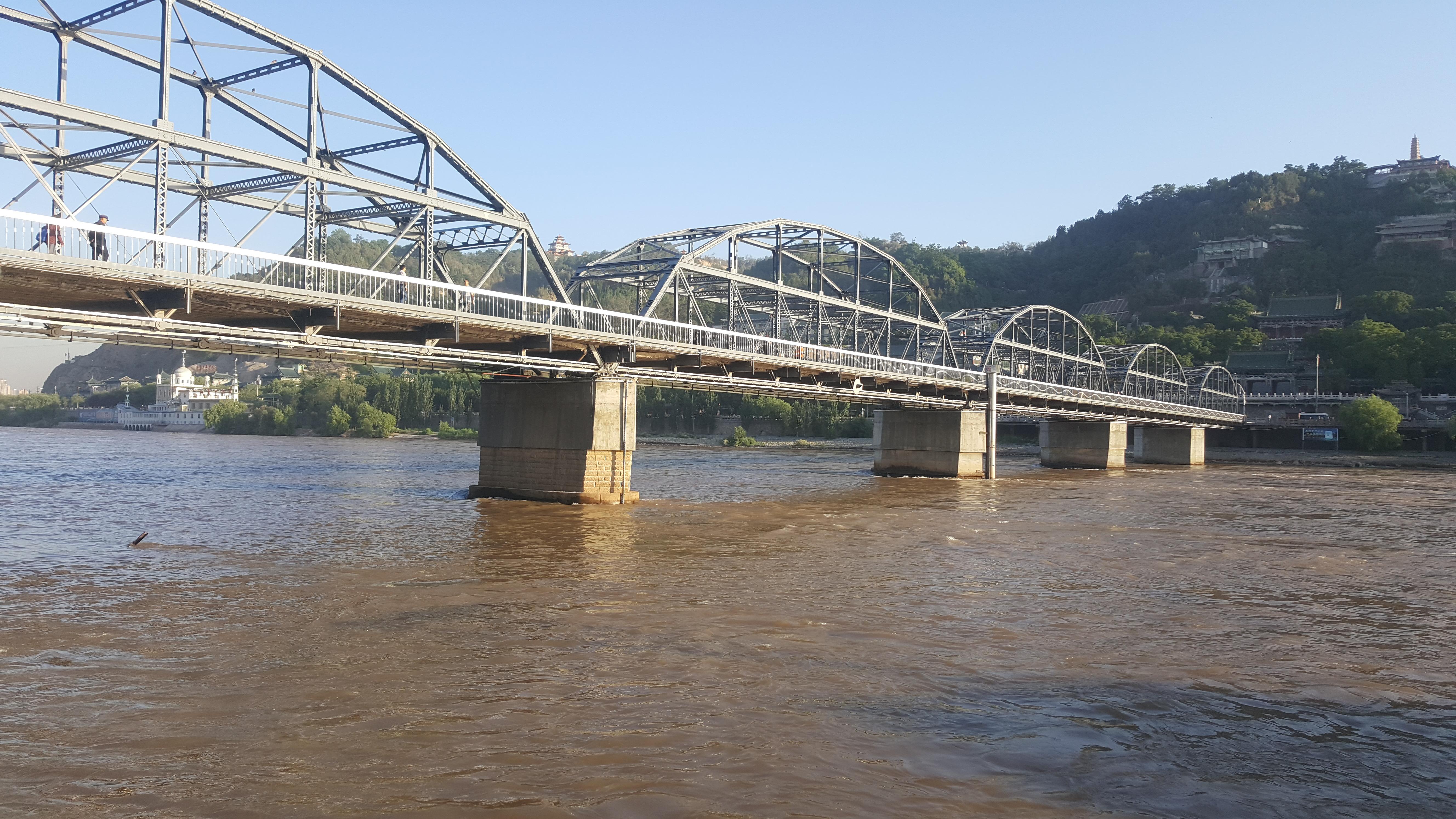 【携程攻略】兰州黄河铁桥适合商务旅行旅游吗,黄河