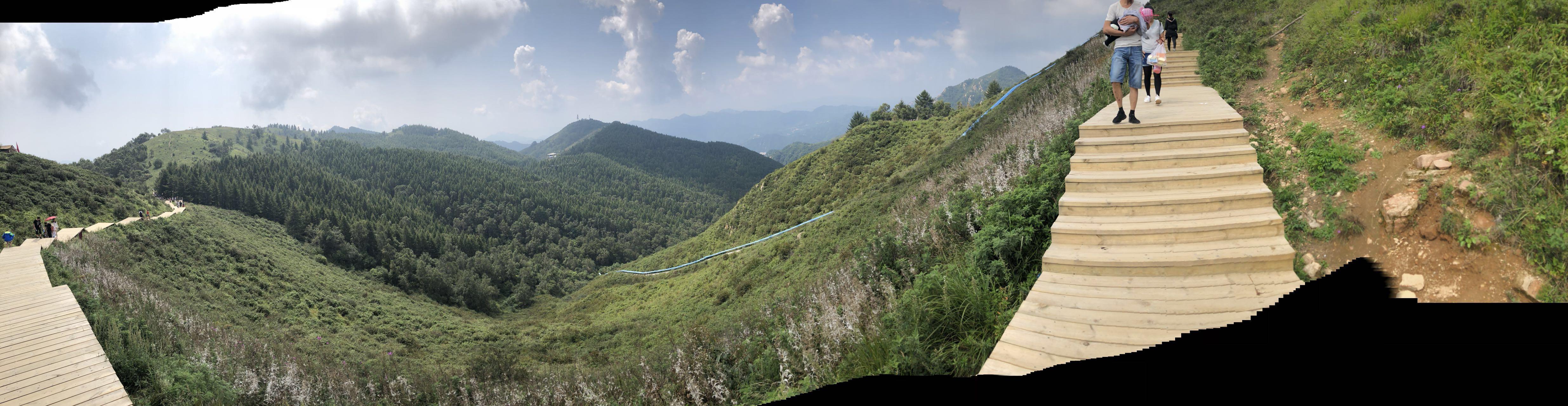 駝梁風景區