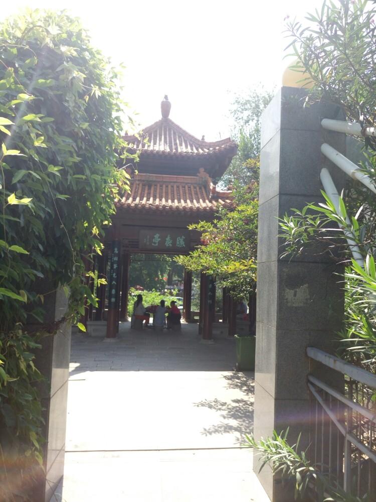 【携程攻略】武汉中山公园好玩吗,武汉中山公园景点样