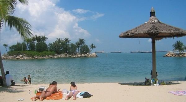 【携程攻略】新加坡圣淘沙岛适合朋友出游旅游吗,岛
