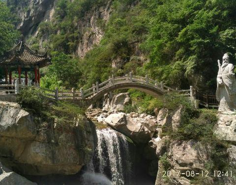 2019红河谷森林公园攻略,眉县红河谷森林公园人门票20图片