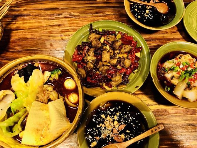 来北京v攻略之攻略美食,最重要的是住月份南锣一家8风美食图片