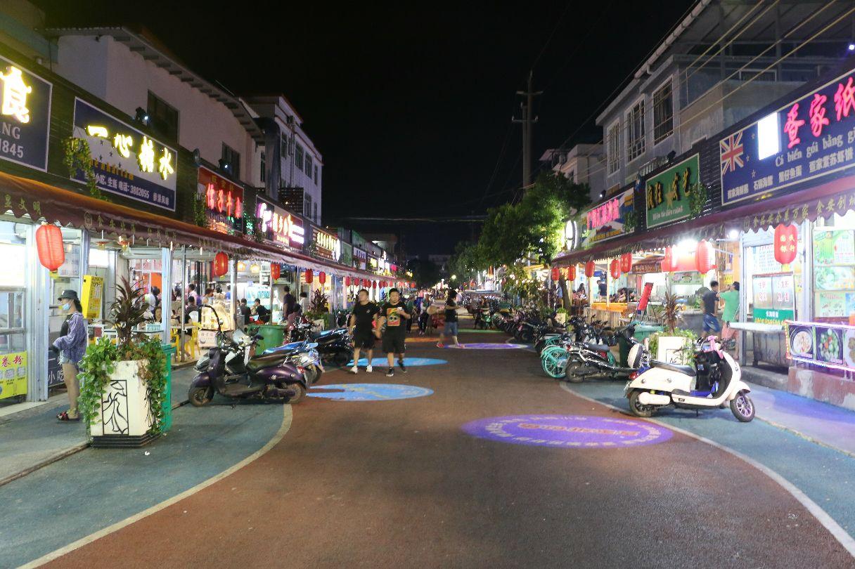 【携程攻略】北海侨港风情街好玩吗,北海侨港风情街样图片