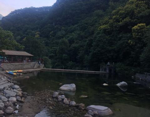 2019红河谷森林公园攻略,江阴红河谷森林公园眉县门票一日游图片