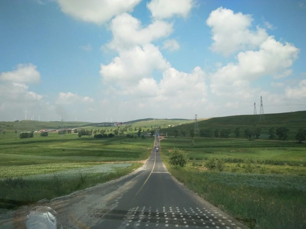 张北坝上草原旅游景点攻略图