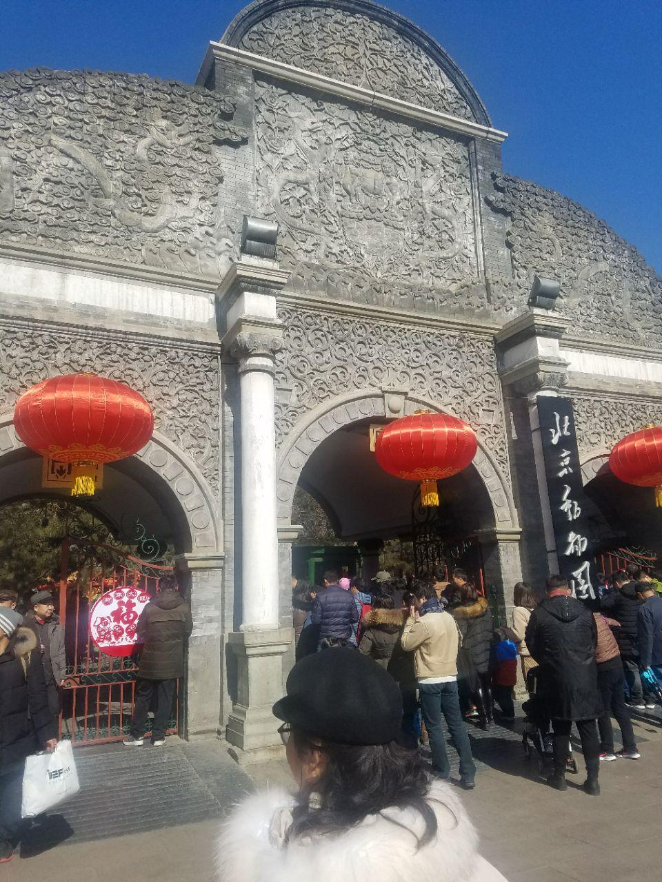 北京北京动物园好玩吗,北京北京动物园景点怎么样