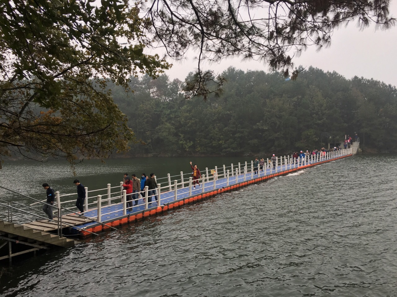 2018萬佛湖風景區_旅游攻略_門票_地址_游記點評,舒城