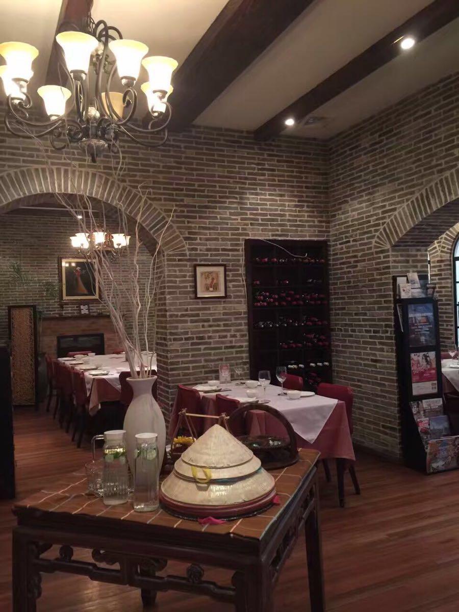 30平米餐馆设计图片展示