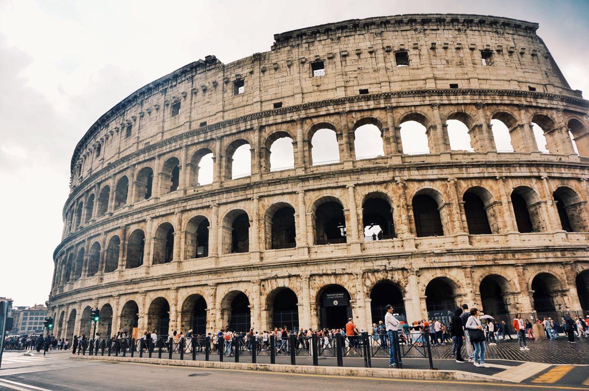 Colosseum no senki