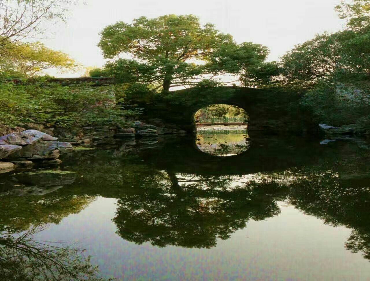 【携程攻略】海门东洲公园好玩吗,海门东洲公园景点样