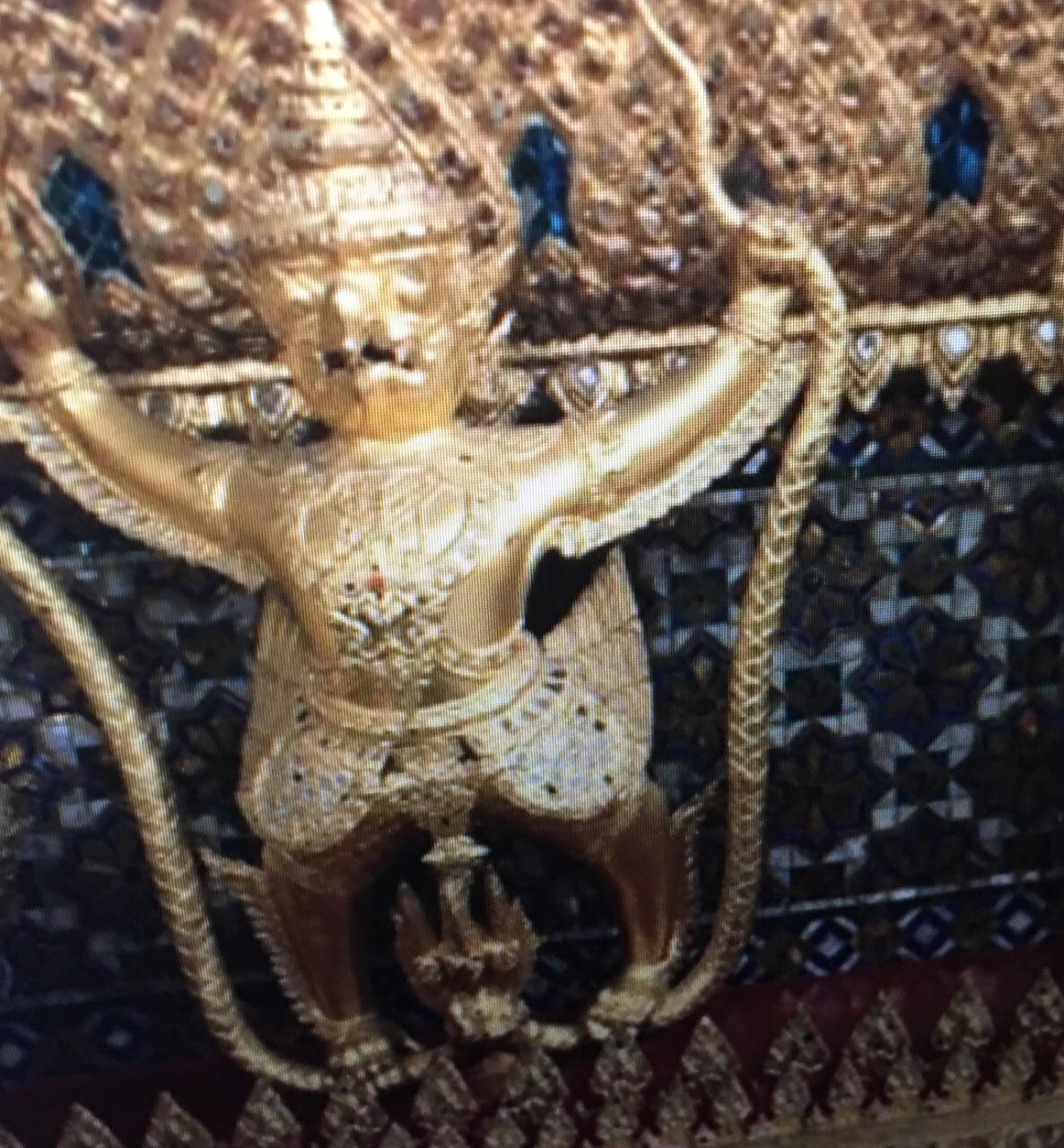 泰国三头蛇景点