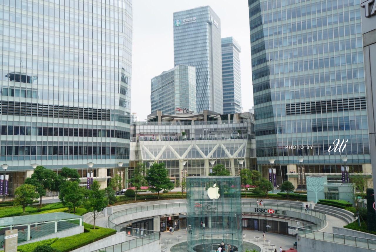 商场物_上海上海国金中心商场购物攻略,上海国金中心商场物