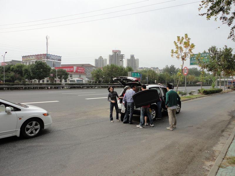 南京-如皋骑回四日游