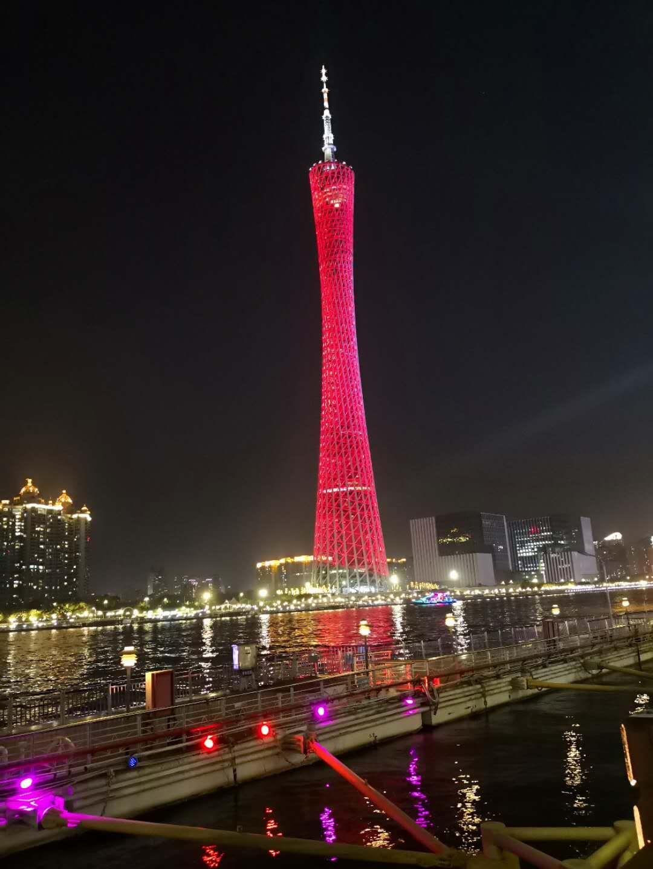 广州塔广场旅游景点攻略图