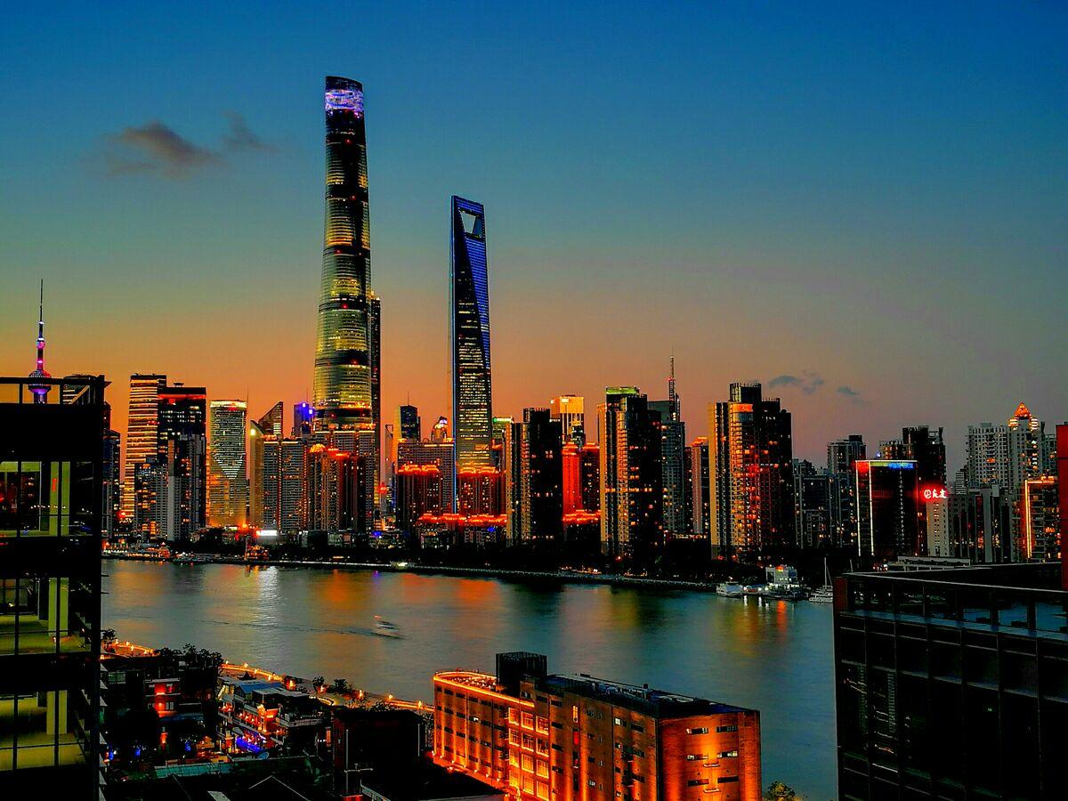 上海中心压板旅游景点攻略图指大厦游戏跑玩法图片